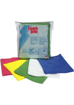 Microfaser-Tuch Scotch-Brite Pack à 5 Stk.